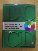 Ion Cuceu - Dictionarul proverbelor romanesti (fara CD)