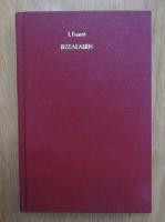 Anticariat: Ion Frunza - Bessarabien. Rumanische Rechte und Leistungen
