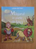Anticariat: Lidia Batali - Magarul in piele de leu. Poezii cu talc