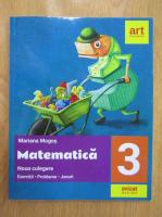 Anticariat: Mariana Mogos - Noua culegere de matematica pentru clasa a III-a