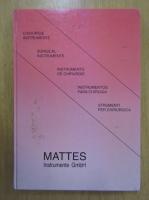 Anticariat: MATTES Instrumente GmbH