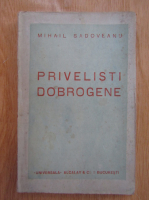 Anticariat: Mihail Sadoveanu - Privelisti dobrogene