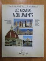 Anticariat: Nadeije Laneyrie Dagen - Les grands monuments