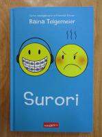 Anticariat: Raina Telgemeier - Surori