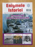 Anticariat: Revista Enigmele Istoriei, anul I, nr. 12, decembrie 2020-ianuarie 2021