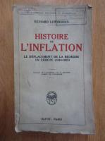 Richard Lewinsohn - Histoire de l'inflation
