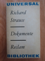 Richard Strauss - Dokumente