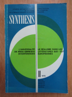 Anticariat: Synthesis, nr. 2, 1975