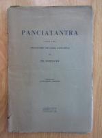 Th. Simenschy - Panciatantra. Cartea a III-a