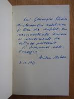 Anticariat: Andrei Strihan - O aventura estetica cu Teodor Mazilu (cu autograful autorului)