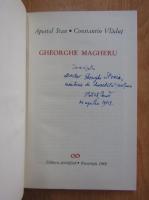 Anticariat: Constantin Vladut - Gheorghe Magheru (cu autograful autorului)