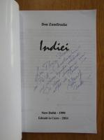 Anticariat: Dan Zamfirescu - Indiei (cu autograful autorului)