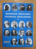 Anticariat: Eugen P. Noveanu - Stiintele educatiei. Dictionar enciclopedic (volumul 1)