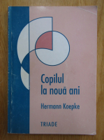 Hermann Koepke - Copilul la noua ani