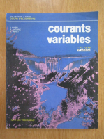 Anticariat: Jean Niard - Courants variables