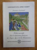 Luminita Ciuchindel - Relais narratifs dans la litterature francais du Moyen Age et de la Renaissance