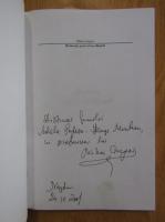 Mihai Cimpoi - Brancusi, poet al ne-sfarsirii (cu autograful autorului)