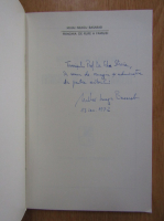 Mihai Neagu Basarab - Franghia de rufe a familiei (cu autograful autorului)