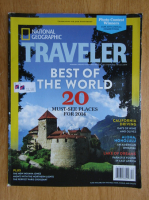 National Geographic Traveler, decembrie 2013-ianuarie 2014