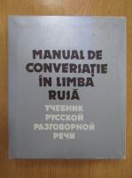 Sima Borlea - Manual de conversatie in limba rusa