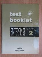 Virginia Evans, Jenny Dooley - Enterprise 2. Test Booklet. Elementary