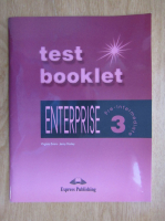 Virginia Evans, Jenny Dooley - Enterprise 3. Test Booklet. Pre-Intermediate