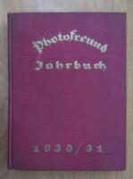 Willy Frerk - Photofreund Jahrbuch 1930-1931