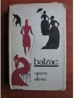 Anticariat: Balzac - Opere alese
