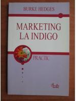 Burke Hedges - Marketing la indigo
