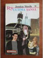Anticariat: Jessica Steele - Ultima sansa