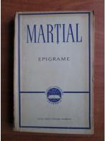 Martial - Epigrame