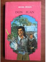 Anticariat: Michel Zevaco - Don Juan
