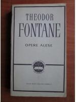 Theodor Fontane - Opere alese