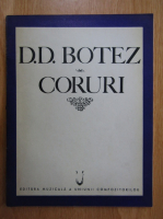 D. D. Botez - Coruri