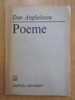 Anticariat: Dan Anghelescu - Poeme