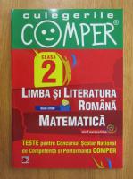 Anticariat: Elena Apastinii - Limba si literatura romana. Matematica. Clasa a II-a