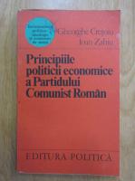 Anticariat: Gheorghe Cretoiu - Principiile politicii economice a Partidului Comunist Roman