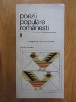 Ion Nijloveanu - Poezii populare romanesti (volumul 2)