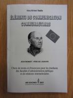 Irina Airinei Vasile - Elements du communication communautaire