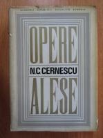 Anticariat: N. Cernescu - Opere alese