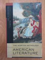 Anticariat: Nina Baym - The Norton Anthology of American Literature (volumul 1)