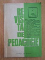 Anticariat: Revista de pedagogie, nr. 7, iulie 1990