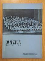 Revista Muzica, anul XI, nr. 7, iulie 1961
