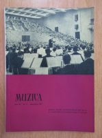 Revista Muzica, anul XI, nr. 9, septembrie 1961
