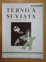 Anticariat: Revista Tehnica si Viata, anul III, nr. 12, decembrie 1944