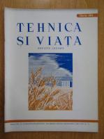 Revista Tehnica si Viata, anul III, nr. 3, martie 1944