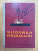 Anticariat: Sudarea metalelor
