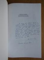 Aurelian Ciornei - La izvor de joc si cant. Comori folclorice bucovinene (cu autograful autorului)