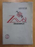 Anticariat: Barbu Brezianu - Zavor fermecat (exemplar nr. 390)