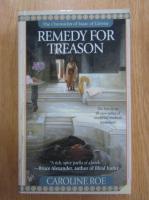 Anticariat: Caroline Roe - Remedy For Treason